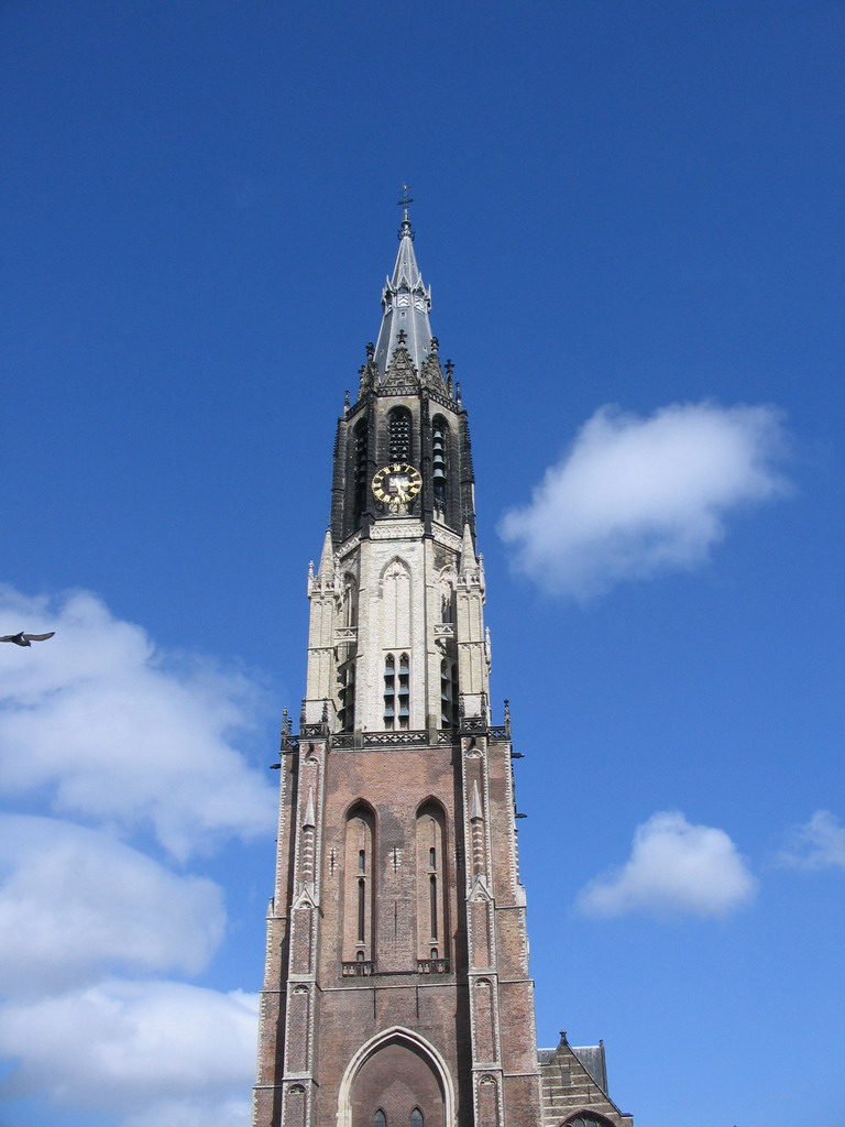 The Nieuwe Kerk church