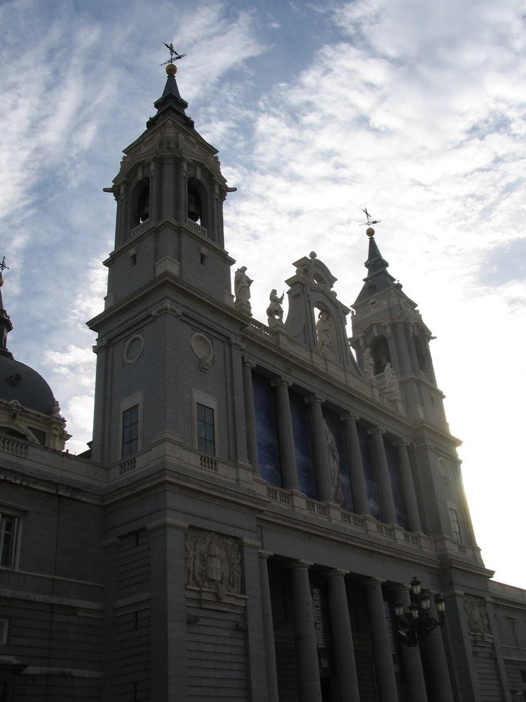 The Almudena Cathedral