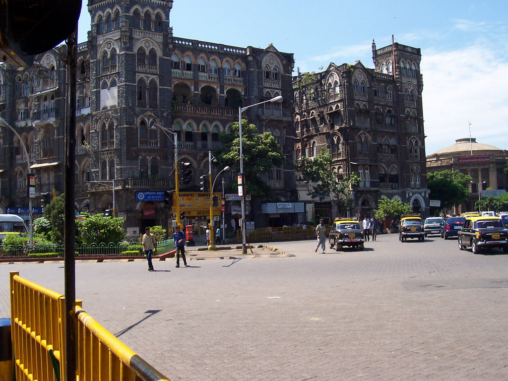 The Maharashtra Police Headquarters