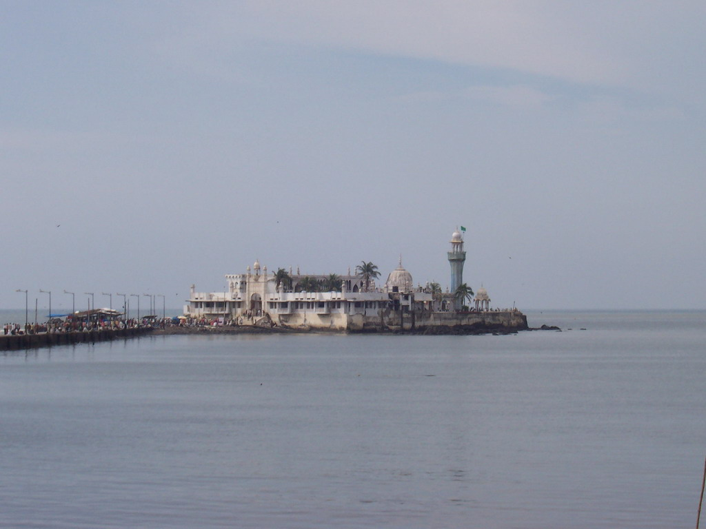 The Haji Ali mosque
