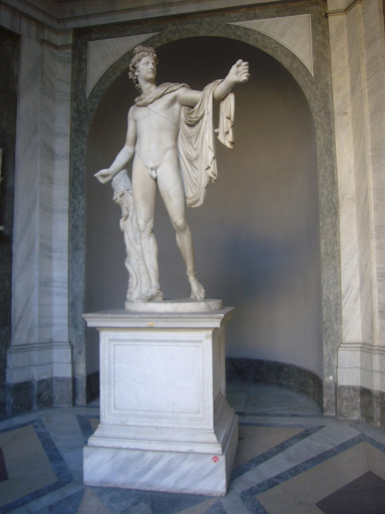 apollo statue - photo #26