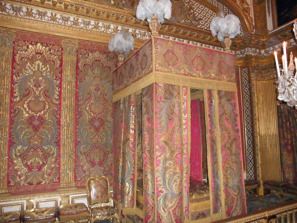 travel photos series versailles photo 41 the king s bedroom